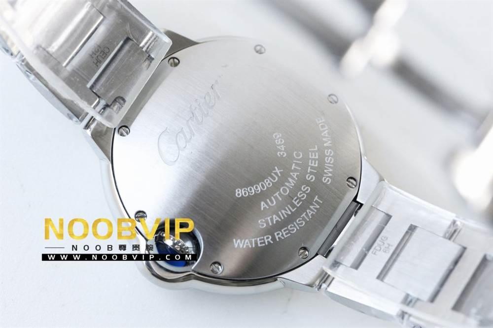 V6厂最强卡地亚蓝气球系列 WE902035 腕表 第23张