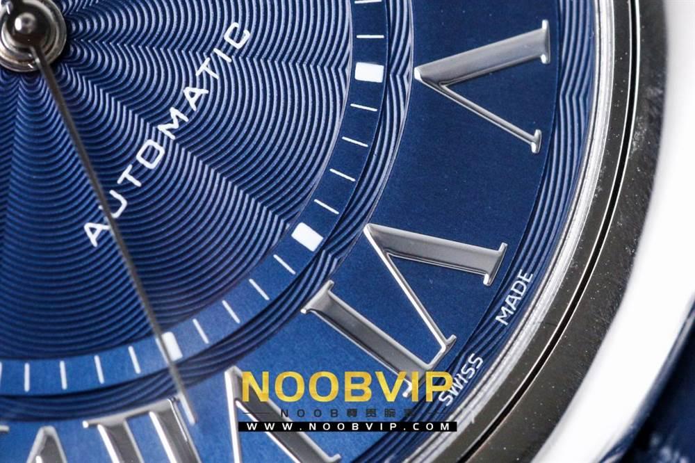 V6厂复刻腕表卡地亚蓝气球系列WSBB0025详解 第11张