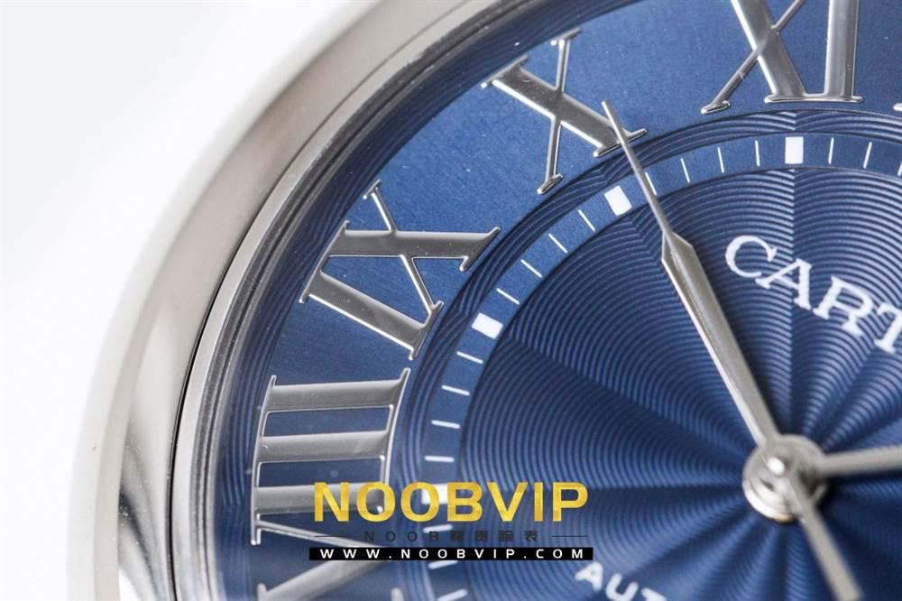 V6厂复刻腕表卡地亚蓝气球系列WSBB0025详解 第12张