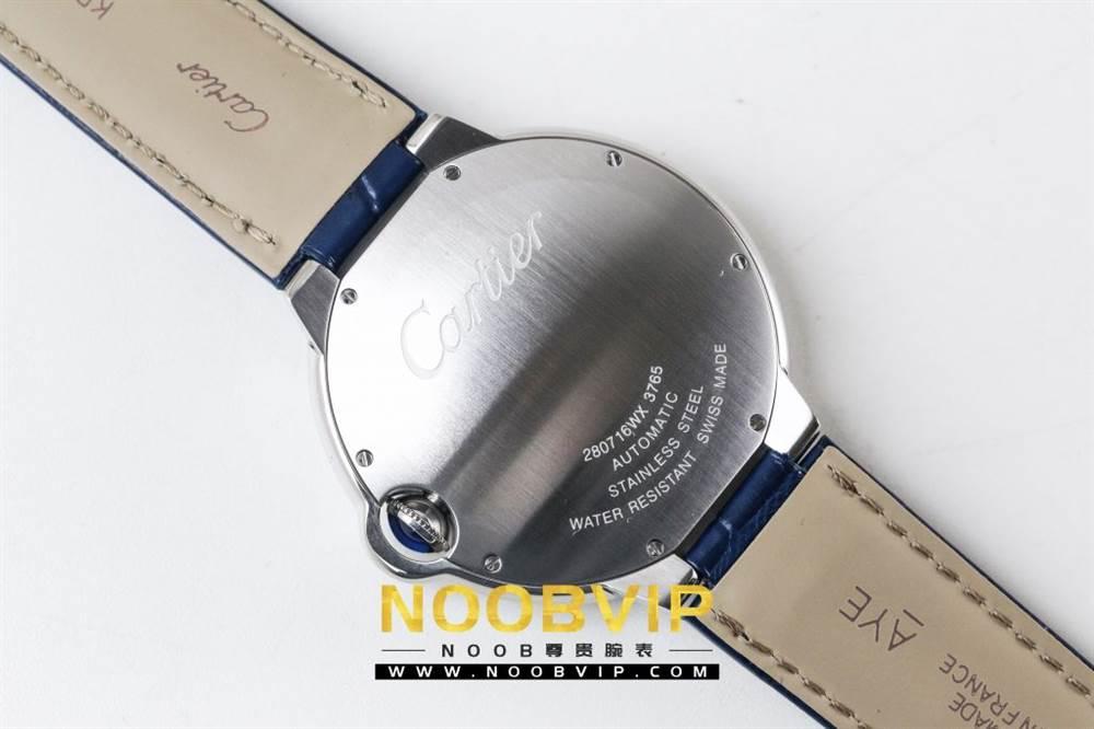 V6厂复刻腕表卡地亚蓝气球系列WSBB0025详解 第22张