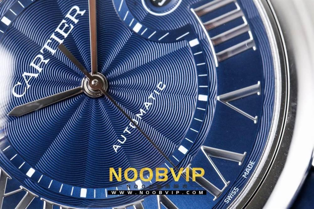 V6厂复刻腕表卡地亚蓝气球系列WSBB0025详解 第10张