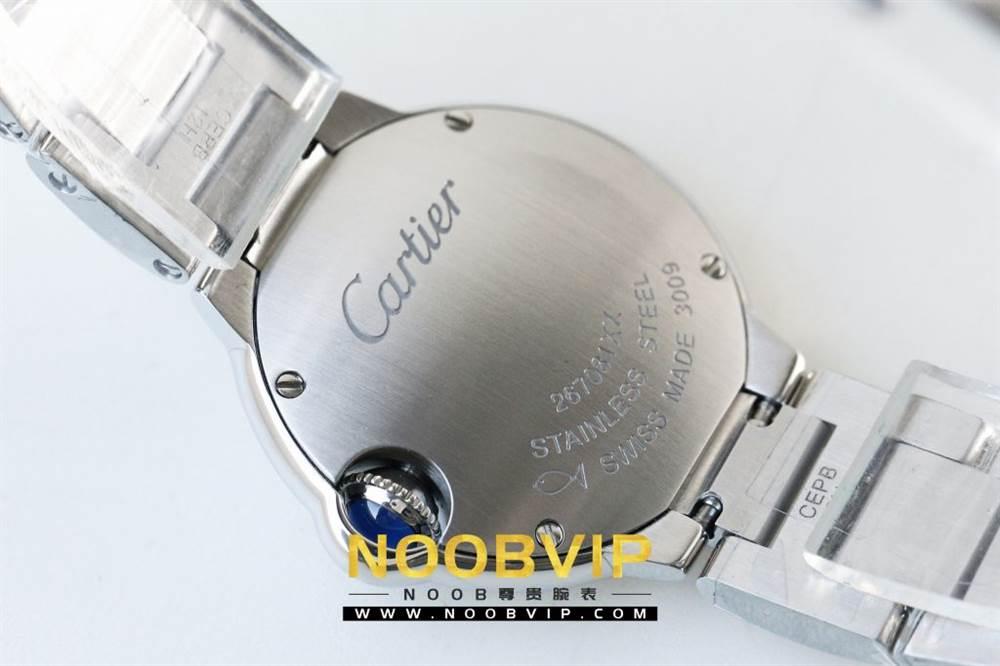 V6卡地亚石英蓝气球系列W69010Z4腕表会不会一眼假 第22张