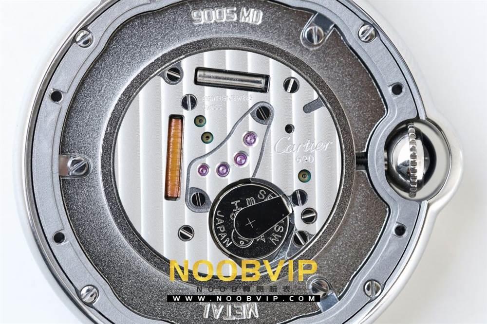 V6卡地亚石英蓝气球系列W69010Z4腕表会不会一眼假 第39张