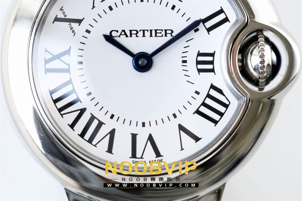 V6卡地亚石英蓝气球系列W69010Z4腕表会不会一眼假 第8张