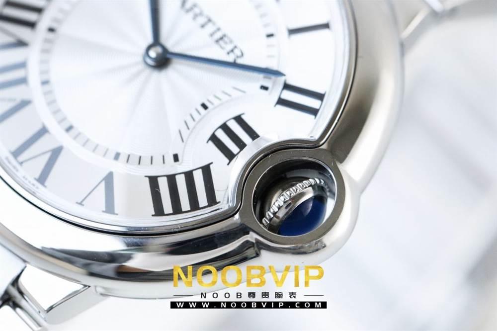 V6厂卡地亚蓝气球系列W69011Z4腕表36MM评测-石英机芯最高复刻版本 第14张