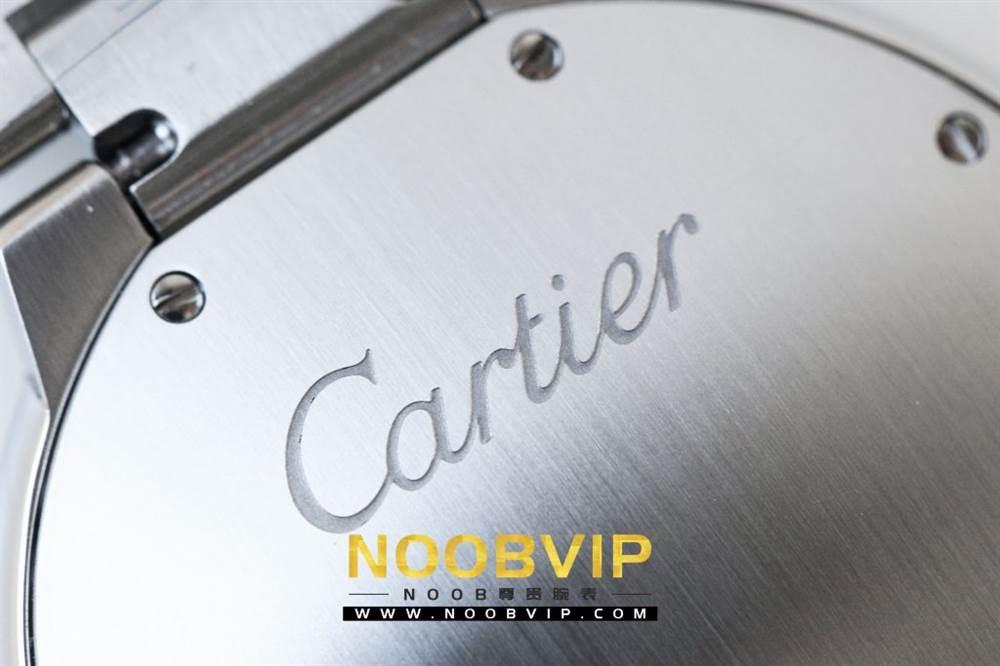 V6厂卡地亚蓝气球系列W69011Z4腕表36MM评测-石英机芯最高复刻版本 第31张