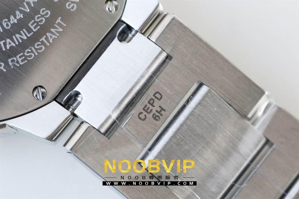 V6厂卡地亚蓝气球系列W69011Z4腕表36MM评测-石英机芯最高复刻版本 第33张
