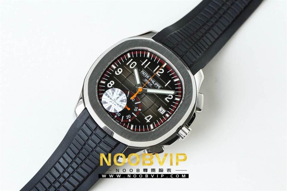 YL厂百达翡丽AQUANAUT系列5968A-001腕表 第2张