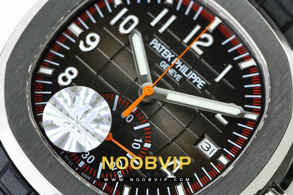 YL厂百达翡丽AQUANAUT系列5968A-001腕表 第15张