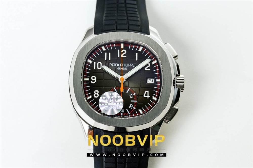 YL厂百达翡丽AQUANAUT系列5968A-001腕表 第3张
