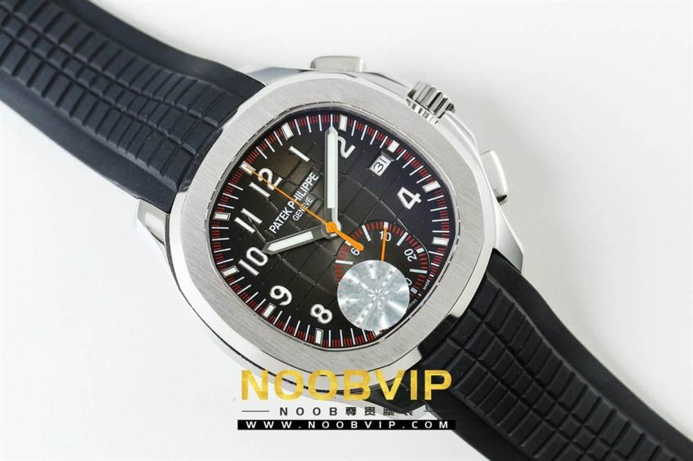 YL厂百达翡丽AQUANAUT系列5968A-001腕表 第4张