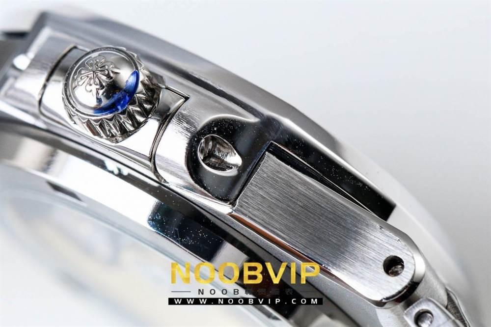 TW厂复刻百达翡丽鹦鹉螺评测 贵族气息的腕表 第18张