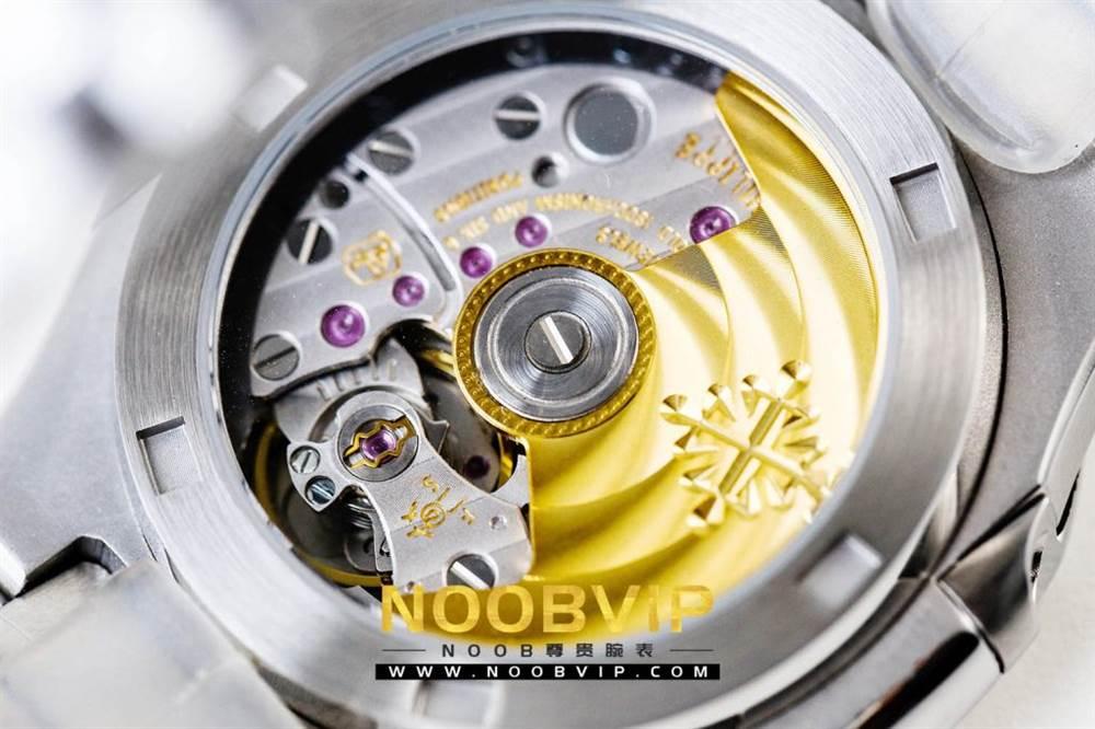 TW厂复刻百达翡丽鹦鹉螺评测 贵族气息的腕表 第19张