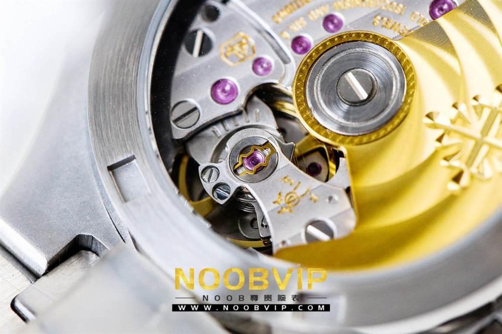 TW厂复刻百达翡丽鹦鹉螺评测 贵族气息的腕表 第20张
