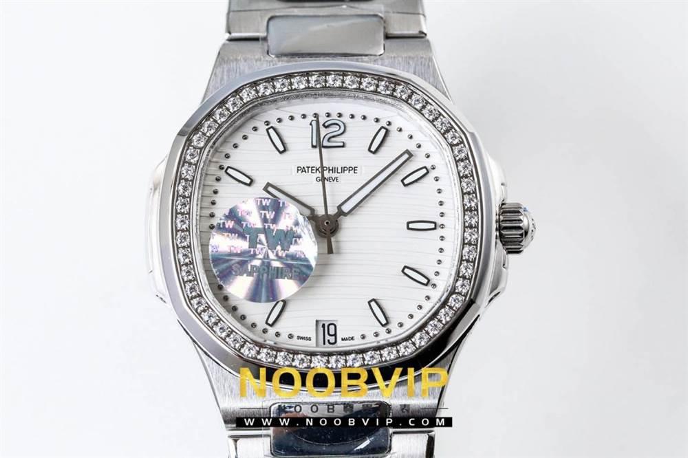 TW厂复刻百达翡丽鹦鹉螺评测 贵族气息的腕表 第3张