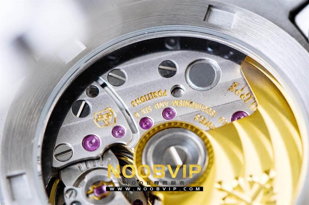 TW厂复刻百达翡丽鹦鹉螺评测 贵族气息的腕表 第21张