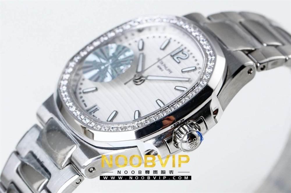 TW厂复刻百达翡丽鹦鹉螺评测 贵族气息的腕表 第6张