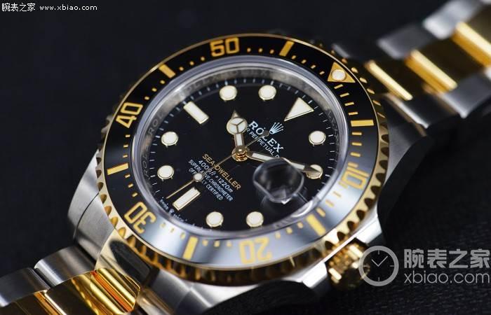 劳力士全新海使型表款腕表「腕表型号:126603」 第1张