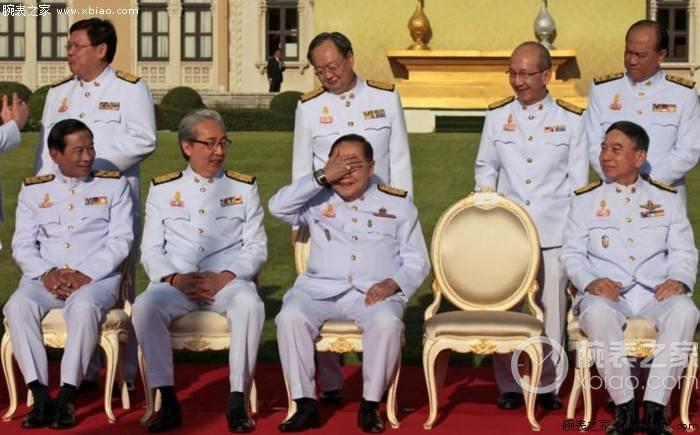 「泰国表哥」泰国副总理不简单 第1张