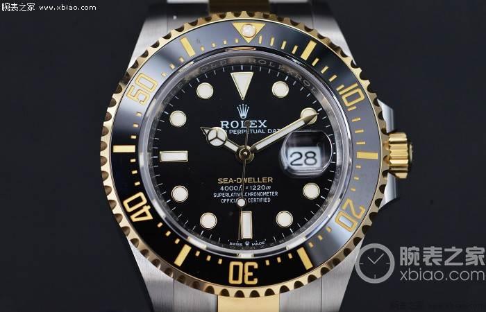 劳力士全新海使型表款腕表「腕表型号:126603」 第10张