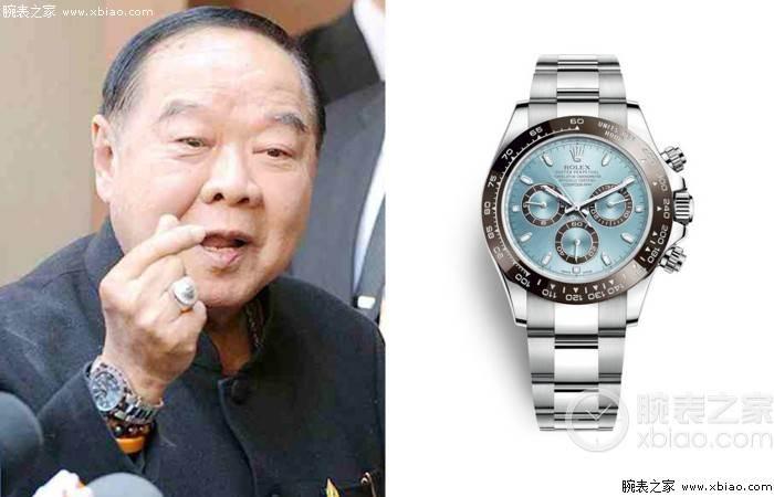「泰国表哥」泰国副总理不简单 第10张