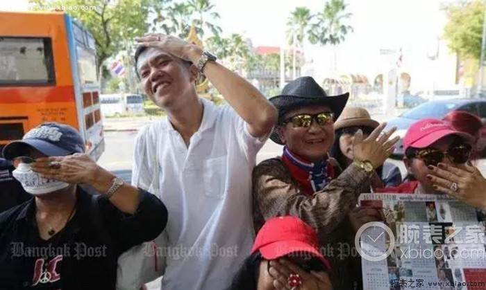 「泰国表哥」泰国副总理不简单