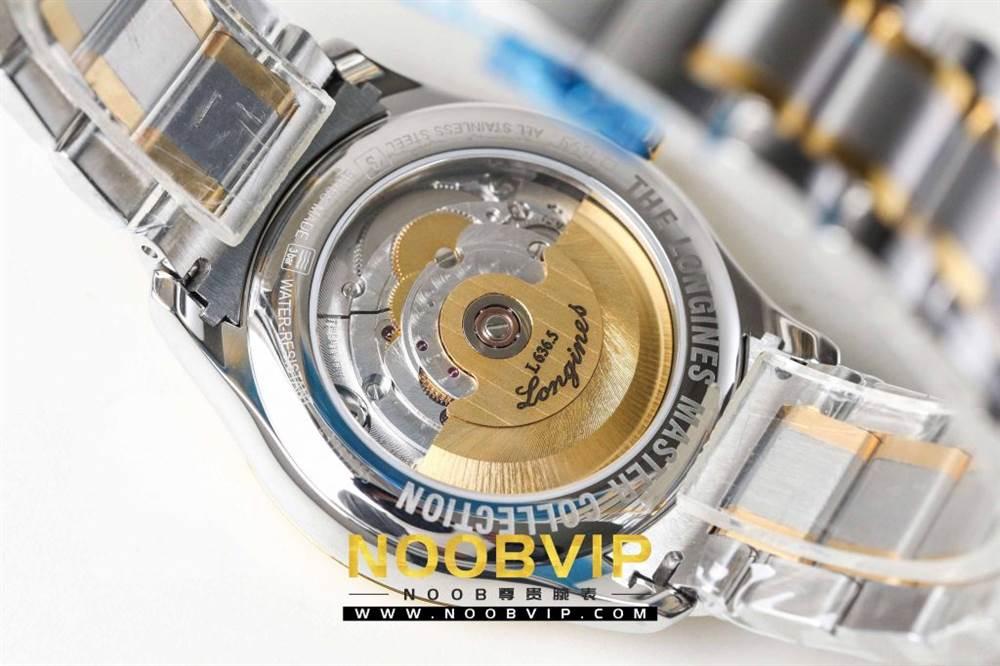 VS新品浪琴制表传统系列L2.755.5.37.7腕表「双历」了解一下