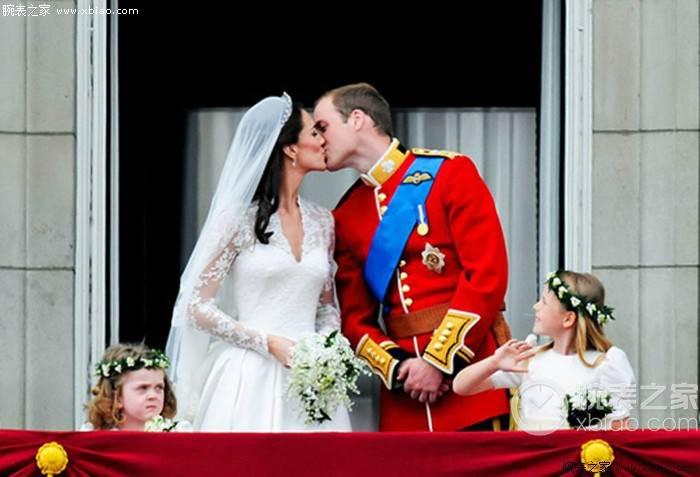 """""""勤俭持家""""的小姐姐-凯特王妃佩戴卡地亚蓝气球 第2张"""