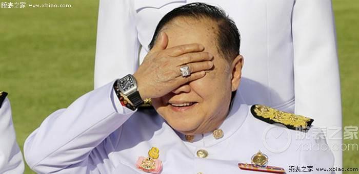 「泰国表哥」泰国副总理不简单 第2张