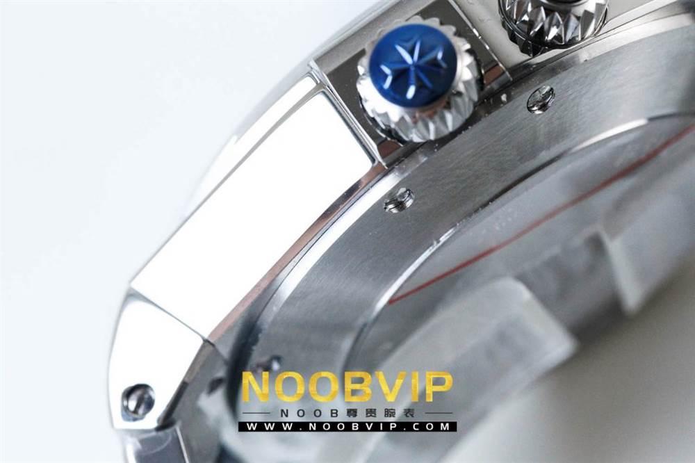 TWA厂江诗丹顿纵横四海系列复刻腕表赏析「蓝面」 第17张