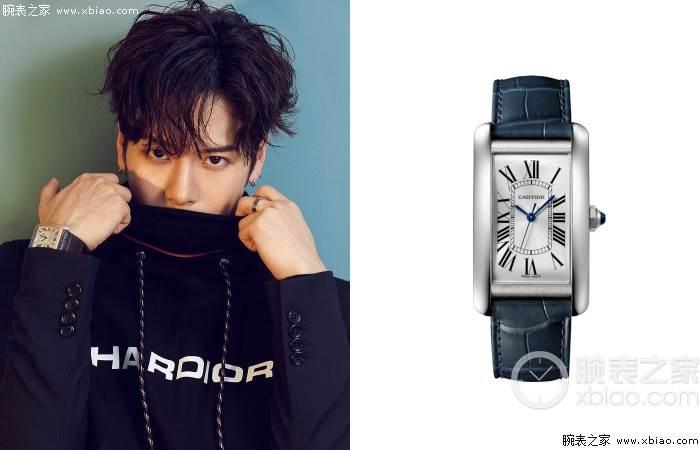 王嘉尔戴这腕表RAP的非常好的歌手 第7张