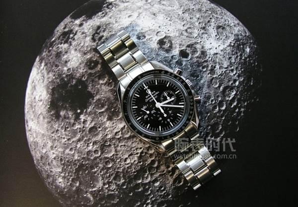 欧米茄超霸腕表不可复制的经历于历史「登月」 第1张