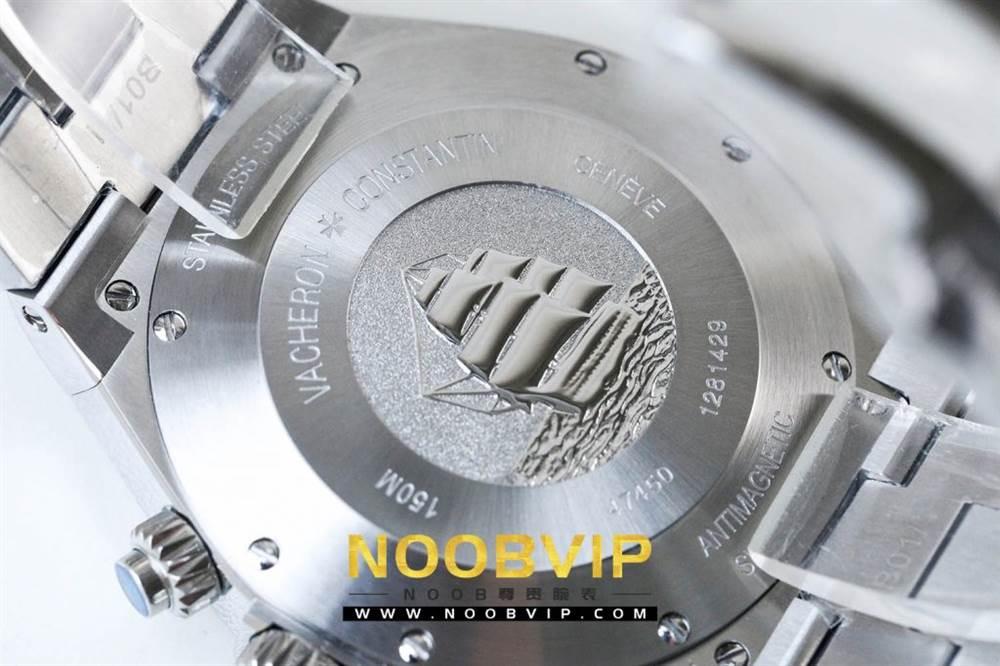 TWA厂江诗丹顿纵横四海系列复刻腕表赏析「蓝面」 第21张