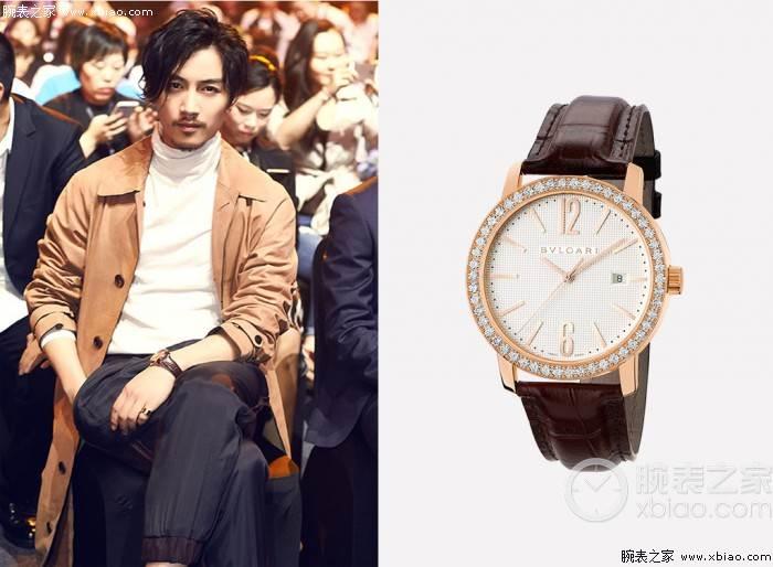 「衣柜的风衣于腕间的手表」男人不可缺少的两件物品 第4张