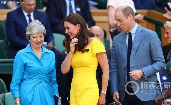 """""""勤俭持家""""的小姐姐-凯特王妃佩戴卡地亚蓝气球 第5张"""