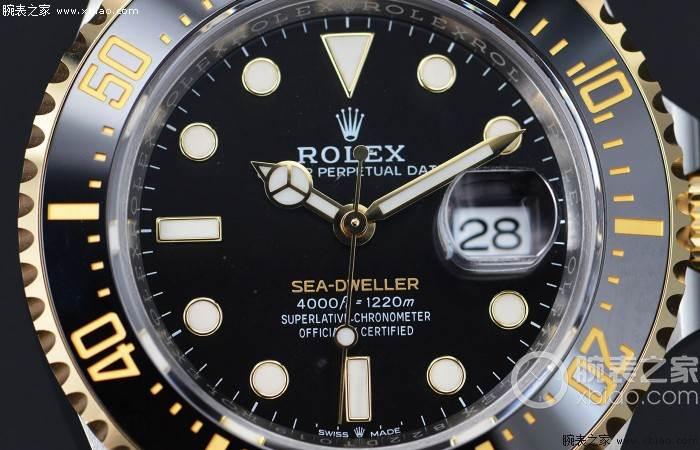 劳力士全新海使型表款腕表「腕表型号:126603」 第6张