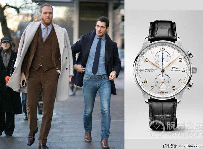 「衣柜的风衣于腕间的手表」男人不可缺少的两件物品 第6张
