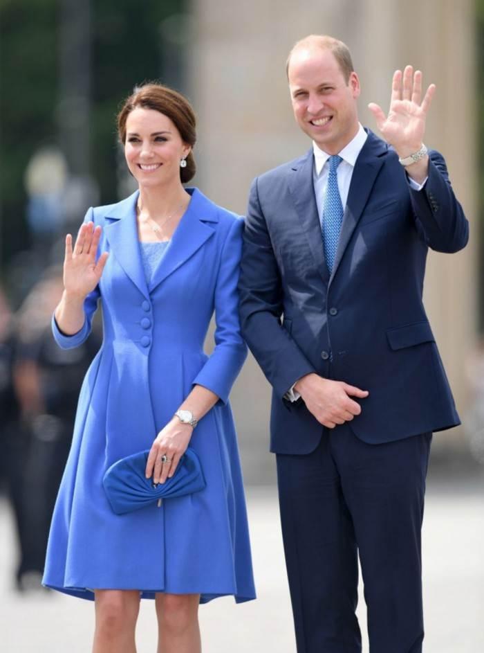 """""""勤俭持家""""的小姐姐-凯特王妃佩戴卡地亚蓝气球 第9张"""