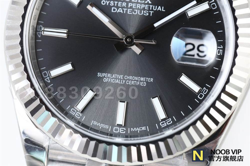 DJ厂劳力士日志型126334腕表评测 第5张