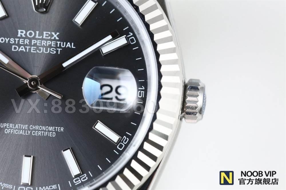 DJ厂劳力士日志型126334腕表评测 第7张