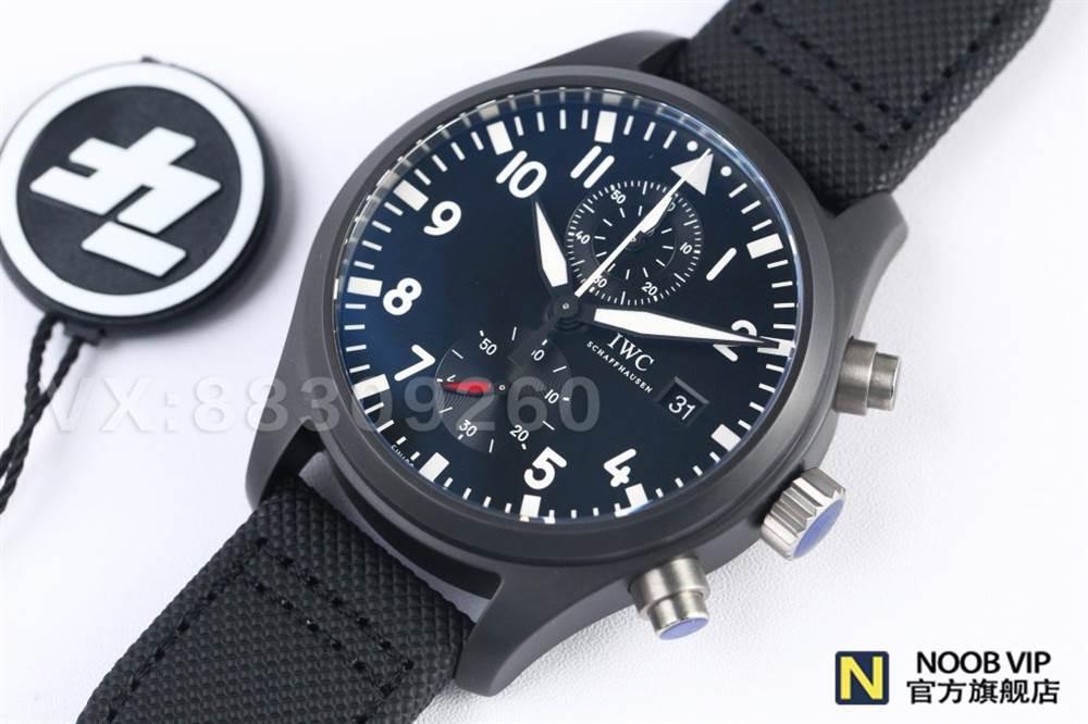 ZF万国飞行员IW389001复刻评测 第7张