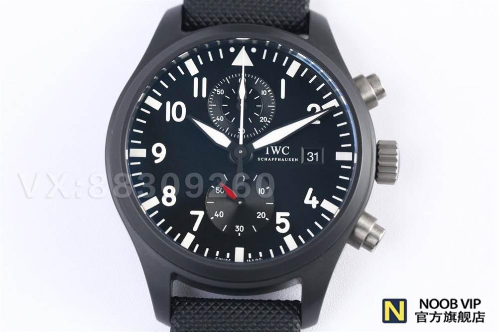 ZF万国飞行员IW389001复刻评测 第2张