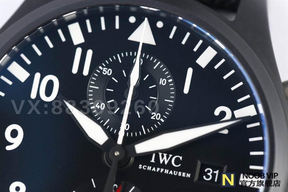 ZF万国飞行员IW389001复刻评测 第9张