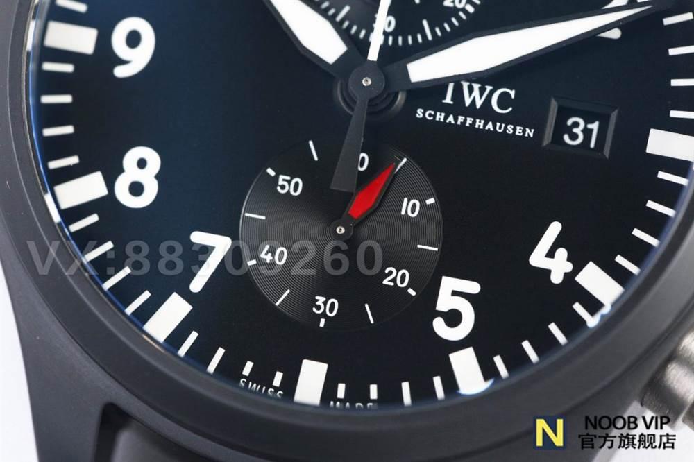 ZF万国飞行员IW389001复刻评测 第10张