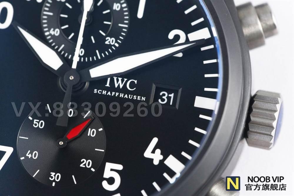 ZF万国飞行员IW389001复刻评测 第11张