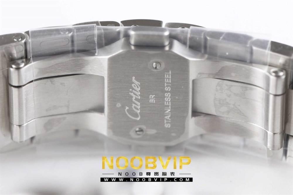 GF卡地亚山度士系列腕表WSSA0009「大号」评测
