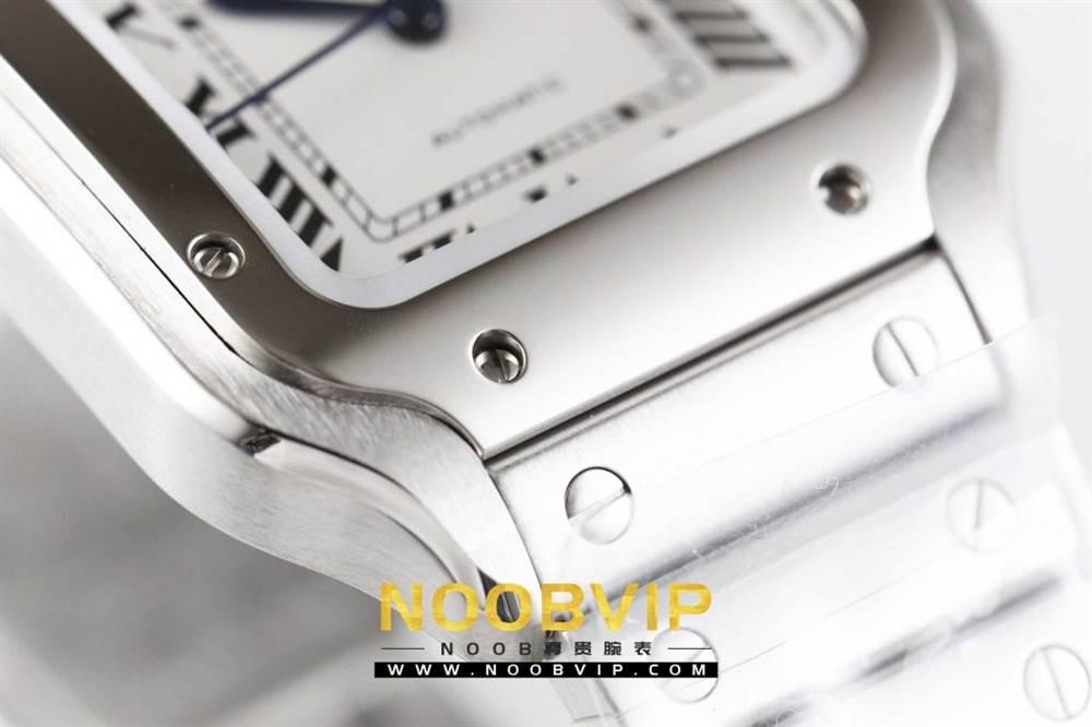 GF厂卡地亚山度士系列WSSA0010(中号)腕表 第11张