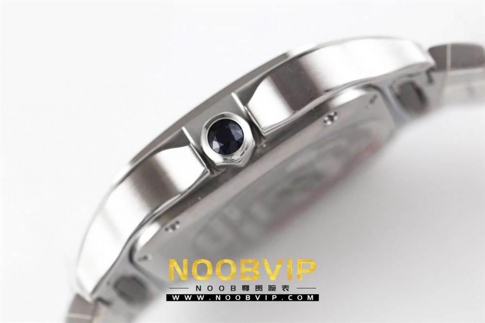 GF厂卡地亚山度士系列WSSA0010(中号)腕表 第13张