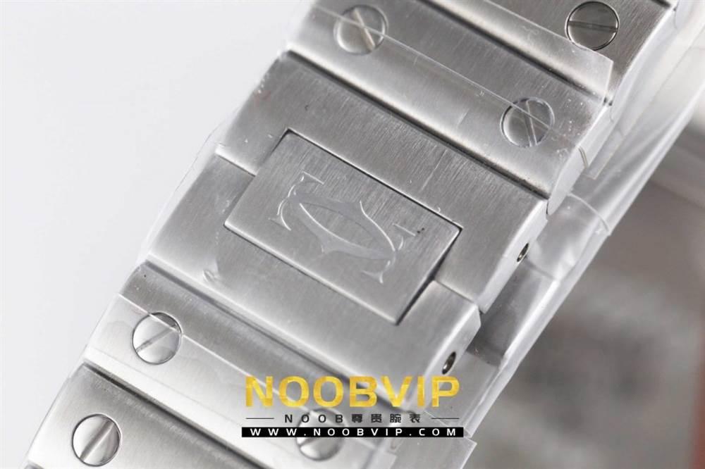 GF厂卡地亚山度士系列WSSA0010(中号)腕表 第18张
