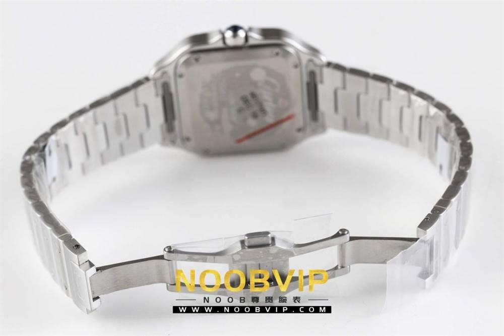 GF厂卡地亚山度士系列WSSA0010(中号)腕表 第19张